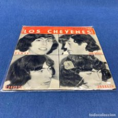 Discos de vinilo: EP LOS CHEYENES - CONOCES EL FINAL - ESPAÑA - AÑO 1962 / 3-20952. Lote 213086955