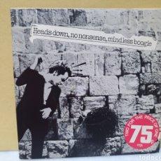 Discos de vinilo: ALBERTO Y LOST TRIOS PARANOIAS. LOGO RECORDS. 2 SINGLES 1978.. Lote 213092807