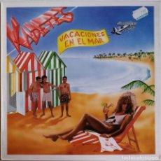 Discos de vinilo: KADETES-VACACIONES EN EL MAR, TENESSY DISCOS TKM-0001. Lote 213093728