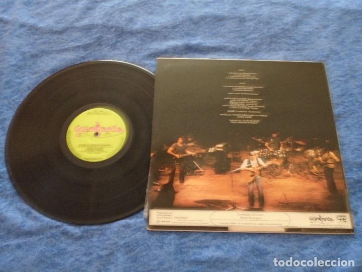 Discos de vinilo: FRANÇOIS BERANGER SPAIN LP 1978 EN PUBLICO POP ROCK BLUES CHANSON MUY BUEN ESTADO MIRA !! - Foto 2 - 213097002