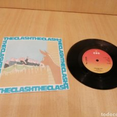 Dischi in vinile: THE CLASH. ENGLISH CIVIL WAR. PRESSURE DROP.. Lote 213102773