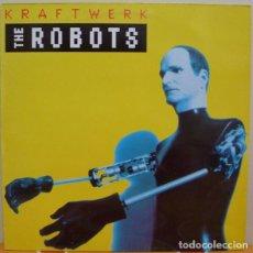 Discos de vinilo: KRAFTWERK THE ROBOTS + 2. Lote 213103573