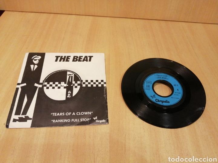 THE BEAT. TEARS OF A CLOWN, RANKING FULL STOP. (Música - Discos - Singles Vinilo - Reggae - Ska)