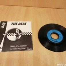 Discos de vinilo: THE BEAT. TEARS OF A CLOWN, RANKING FULL STOP.. Lote 213106040