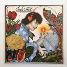Discos de vinilo: CHICK COREA – THE LEPRECHAUN JAPAN POLYDOR. Lote 213107768