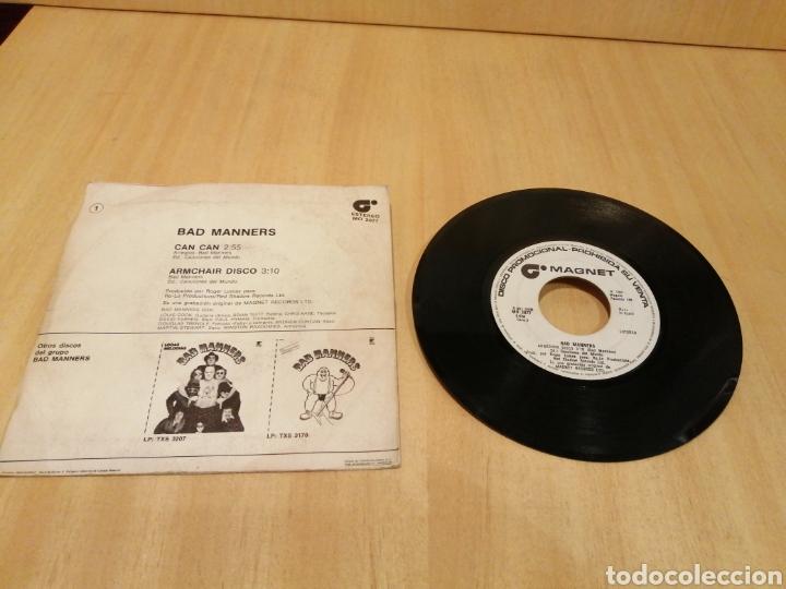 Discos de vinilo: Bad Manners. Can Can, Armchair disco. - Foto 2 - 213107792