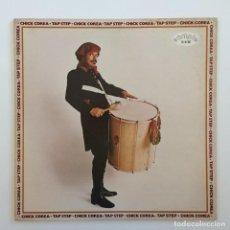 Discos de vinilo: CHICK COREA – TAP STEP JAPAN 1980 WARNER BROS RECORDS. Lote 213108296