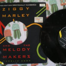Discos de vinilo: ZIGGY MARLEY AND THE MELODY MAKERS, , EDICION DE EPOCA NUMERADA. Lote 213108988