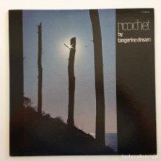 Discos de vinilo: TANGERINE DREAM – RICOCHET JAPAN 1976 VIRGIN. Lote 213110387