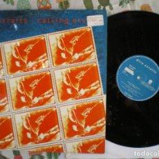 Discos de vinilo: DIRE STRAITS, CALLING ELVIS, EDICION DE EPOCA. Lote 213110605