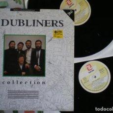 Discos de vinilo: THE DUBLINERS, COLLECTION, DOBLE LP,, EDICION DE EPOCA. Lote 213114483