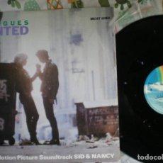 Disques de vinyle: THE POGUES, HAUNTED, MAXI, EDICION DE EPOCA. Lote 213118466