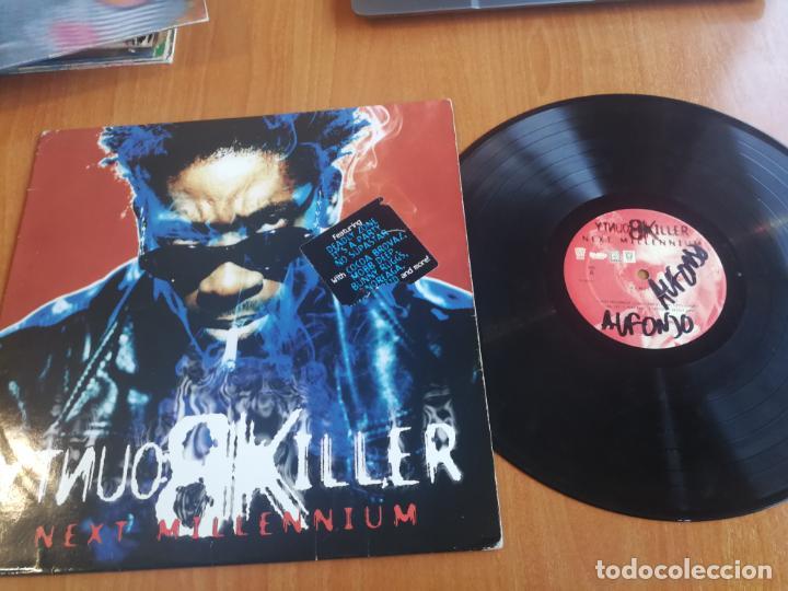 NEST MILLENNIUM BOUNTY KILLER HOMICIDE SUICIDE HIP HOP DISCO IMPORTACION (Música - Discos - LP Vinilo - Rap / Hip Hop)