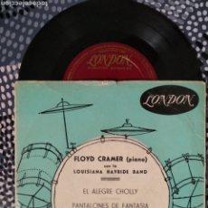 Disques de vinyle: VINILO FLOYD CRAMER CON LA LOUISIANA HAYRIDE BAND. Lote 213169071