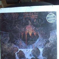 Discos de vinilo: ENTOMBED - CLANDESTINE 1991 LIMITED EDITION. Lote 213174693