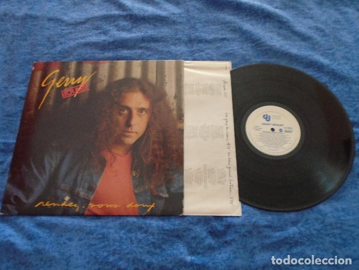 GERRY BOULET CANADA LP 1988 RENDEZ-VOUS DOUX BLUES ROCK DISQUES DOUBLE RARO IMPORTACION OFERTA VER (Música - Discos - LP Vinilo - Pop - Rock - New Wave Internacional de los 80)