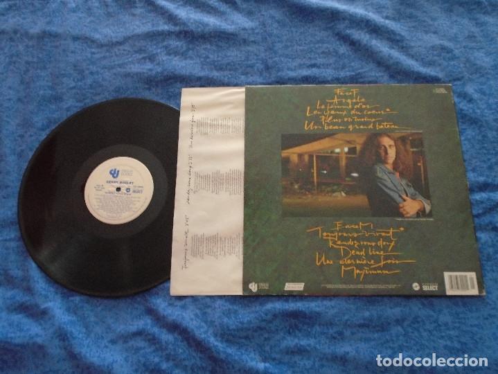 Discos de vinilo: GERRY BOULET CANADA LP 1988 RENDEZ-VOUS DOUX BLUES ROCK DISQUES DOUBLE RARO IMPORTACION OFERTA VER - Foto 2 - 213184310