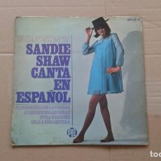 Discos de vinilo: SANDIE SHAW - EUROVISION 1967 EP 4 TEMAS 1967 EDICION ESPAÑOLA. Lote 213222316