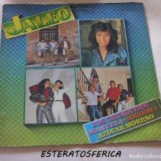 Discos de vinilo: JALEO - ODEON 1984 SPAIN - LOS CHUNGUITOS / AZUCAR MORENO / MANUELA / BORDON 4. Lote 213240705