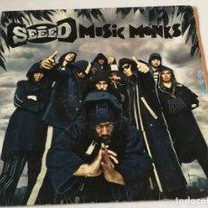 Discos de vinilo: SEEED - MUSIC MONKS - 2003. Lote 213248590