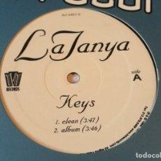 Discos de vinilo: LATANYA - KEYS - 1999. Lote 213248906