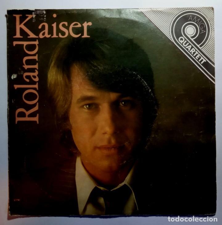 ROLAND KAISER - SANTA MARIA - EP ALEMAN 1982 - AMIGA (Música - Discos de Vinilo - EPs - Pop - Rock Extranjero de los 70)