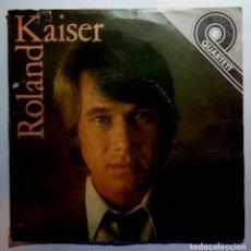 Discos de vinilo: ROLAND KAISER - SANTA MARIA - EP ALEMAN 1982 - AMIGA. Lote 213258380
