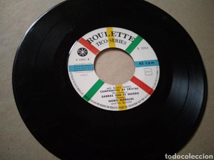 Discos de vinilo: Vinilo NORO MORALES AND HIS QUINTET (1960) ROULETTE TICO SERIES - Foto 2 - 213263617
