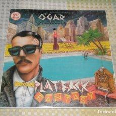 """Disques de vinyle: O'GAR PLAYBACK FANTASY / PLAYBACK FANTASY (INSTRUMENTAL) 12"""" MX 1983 VICTORIA ITALO DISCO SPAIN ED. Lote 213266298"""