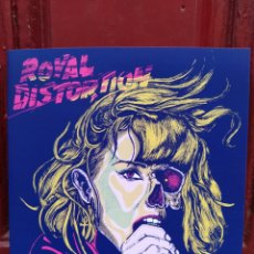 Discos de vinilo: ROYAL DISTORTION ‎– YOU ARE A MISTERY. SINGLE VINILO NUEVO. PUNK. Lote 213271226