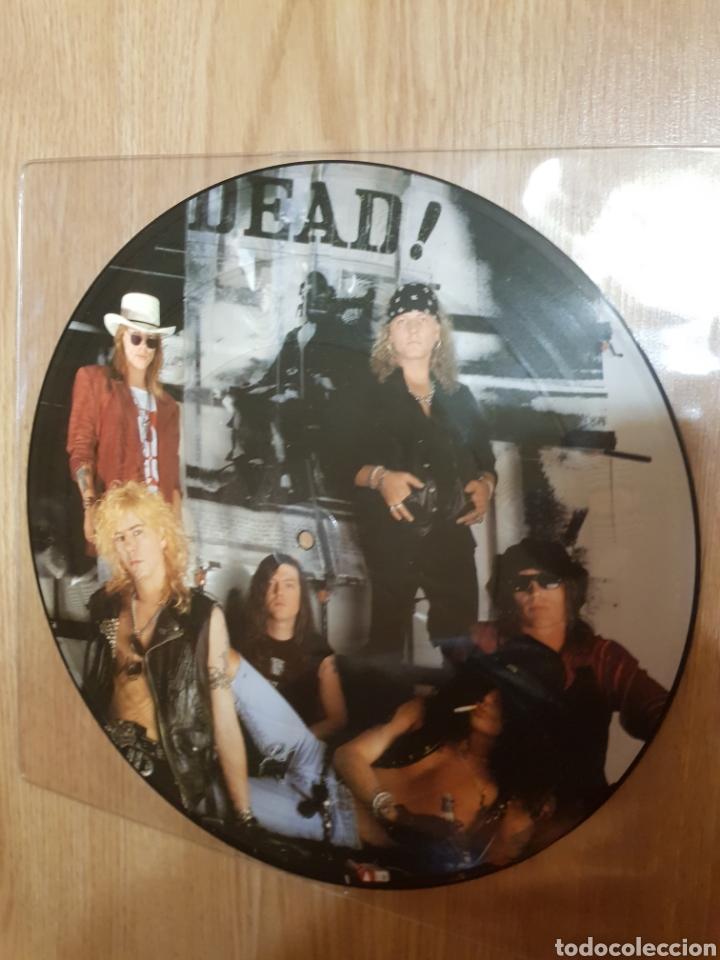 VINILO PICTURE GUNS N ROSES DONT CRY DEL 91 (Música - Discos de Vinilo - Maxi Singles - Pop - Rock Internacional de los 90 a la actualidad)