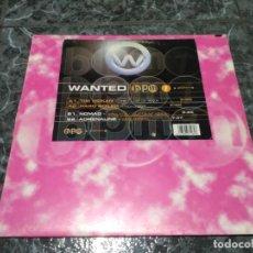 Discos de vinil: WANTED BPM 1. Lote 213286820