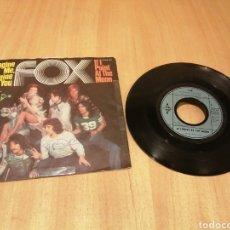Discos de vinilo: FOX. IMAGINE ME, IMAGINE YOU. IF I POINT AT THE MOON.. Lote 213294490