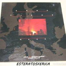Discos de vinilo: ANNE CLARK R.S.V.P LIVE AT THE MUSIC CENTRUM UTRECHT HOLLAND - VIRGIN, 1988. Lote 213297845