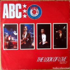 Discos de vinilo: ABC : THE LOOK OF LOVE [UK 1982] 12'. Lote 254860665
