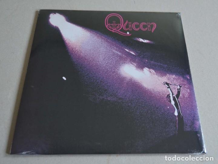 QUEEN - QUEEN (Música - Discos - LP Vinilo - Pop - Rock - Internacional de los 70)