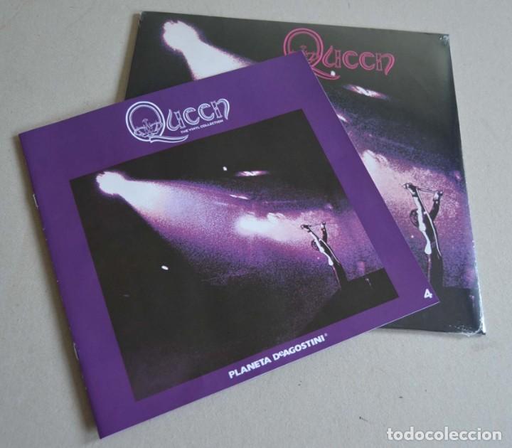 Discos de vinilo: QUEEN - QUEEN - Foto 3 - 213321456