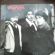 Discos de vinilo: TRIANA LP ... LLEGÓ EL DÍA. Lote 213322858