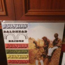 Disques de vinyle: CULTURE / BALDHEAD BRIDGE / NOT ON LABEL. Lote 213330383