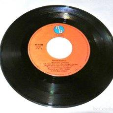 Discos de vinilo: PRETENDERS SINGLE , BRONCE EN EL BOLSILLO - 1979 , DISCO VINILO 45 RPM , FABRICADO EN ESPAÑA. Lote 213335782