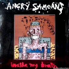 Disques de vinyle: ANGRY SAMOANS 1990 TRIPLE X RECORDS.NUEVO. Lote 213348945