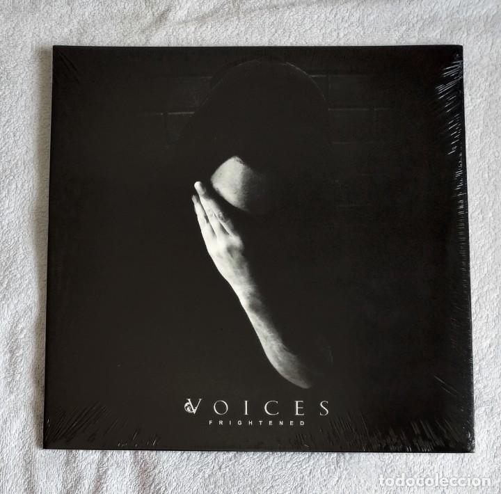 VOICES - FRIGHTENED 12'' LP GATEFOLD PRECINTADO - METAL PROGRESIVO BLACK METAL DEATH METAL (Música - Discos - LP Vinilo - Heavy - Metal)