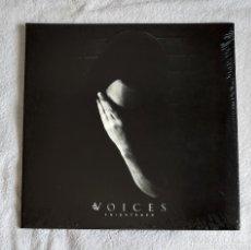 Discos de vinilo: VOICES - FRIGHTENED 12'' LP GATEFOLD PRECINTADO - METAL PROGRESIVO BLACK METAL DEATH METAL. Lote 213367275