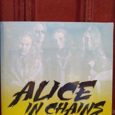 Discos de vinilo: ALICE IN CHAINS–JUNKHEAD (RARE TRACKS & TV APPEARANCES) . LP VINILO PRECINTADO. Lote 213379895