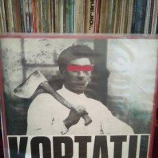 Discos de vinilo: LP KORTATU- DON VITO Y LA REVUELTA EN EL FRENOPATICO 2001. Lote 213379921