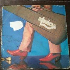 Discos de vinil: LP ROCK MADRILEÑO LEÑO, MÁS MADERA. CHAPA DISCOS ROSENDO. Lote 244633395