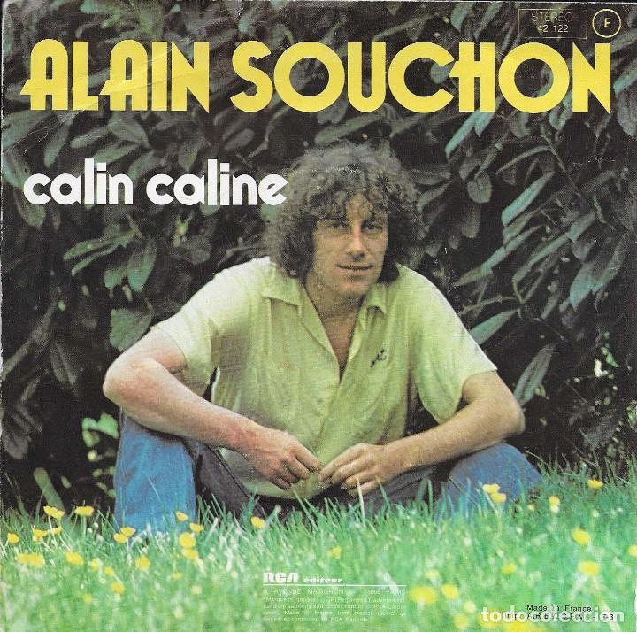 Discos de vinilo: ALAIN SOUCHON BIDON - Foto 2 - 213387912
