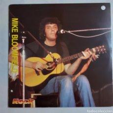 Discos de vinilo: MIKE BLOOMFIELD. STOP. LSP 982231 1. ESPAÑA 1989.. Lote 213393091