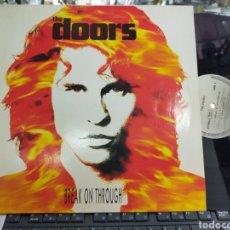 Discos de vinilo: THE DOORS MAXI BREAK ON THROUGH B.S.O. ALEMANIA 1991. Lote 213395681