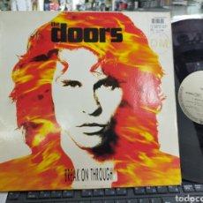 Discos de vinilo: THE DOORS MAXI BREAK ON THROUGH B.S.O. ALEMANIA 1991. Lote 213395993